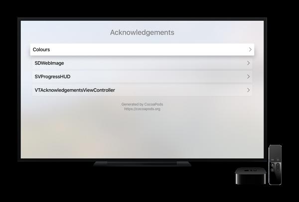 Apple TV screenshot 1